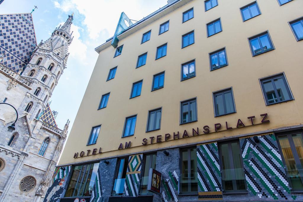Отель Do & Co Am Stephansplatz Вена