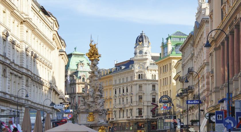 Фото Do & Co Am Stephansplatz Австрия Вена
