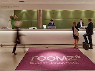 Roomz 4*, Австрия, Вена