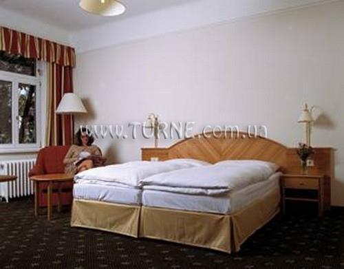 Отель Tourotel Mariahilf Вена
