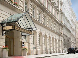Best Western Premier Kaiserhof Wien 4*, Австрия, Вена