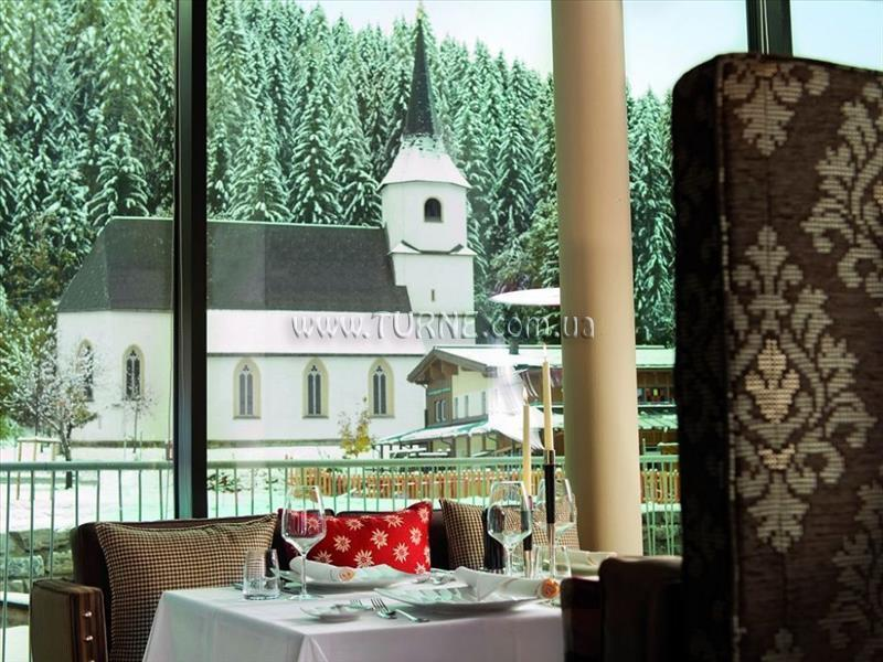Отель Travel Charme Bergresort Werfenweng Австрия Зальцбург