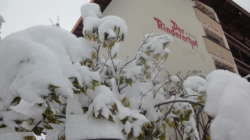 Отель Der Rindererhof Австрия Зальцбург