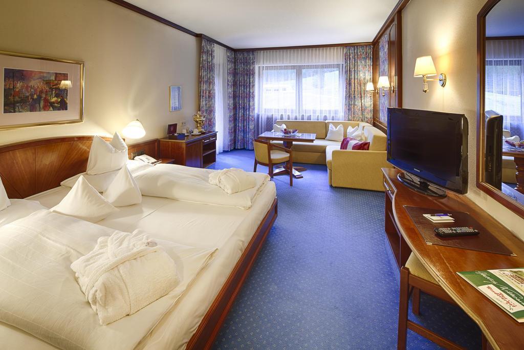 Отель Der Rindererhof Зальцбург