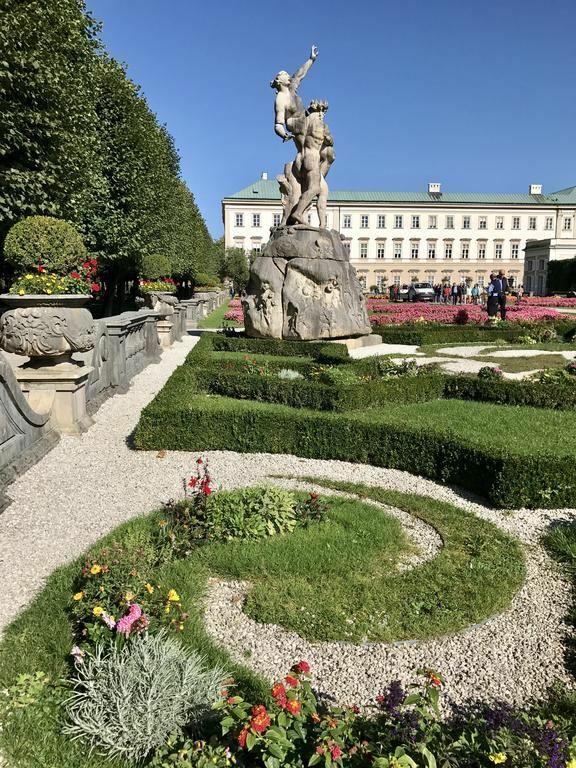 Фото Der Salzburger Hof Зальцбург