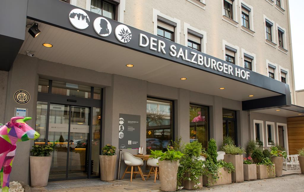 Der Salzburger Hof Зальцбург