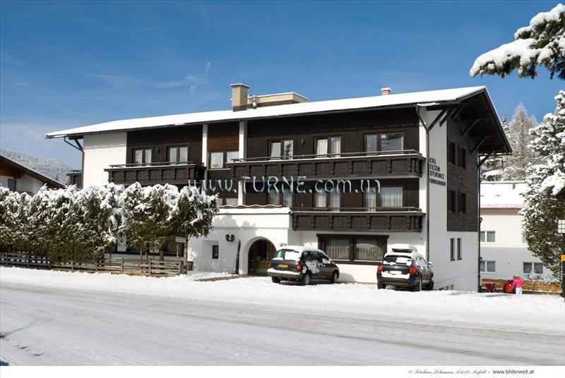 Фото Solstein Apartment Австрия