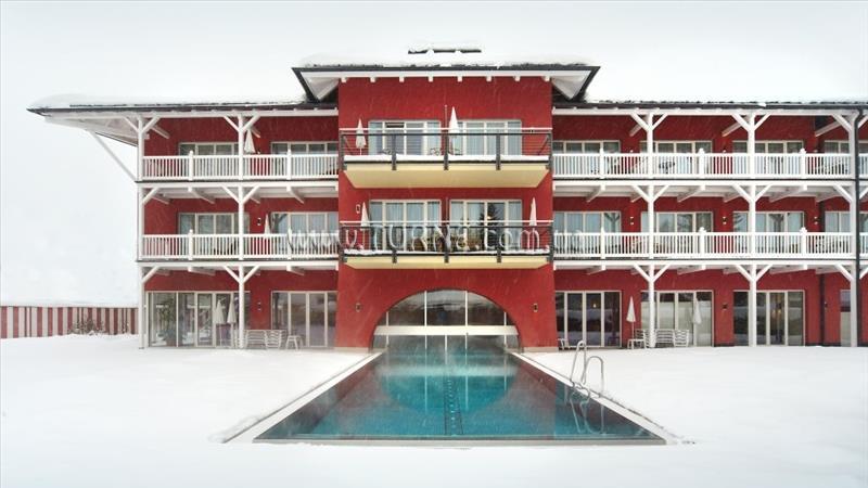 Das Hotel Eden Superior Зеефельд