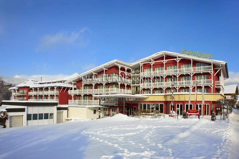 Das Hotel Eden Superior