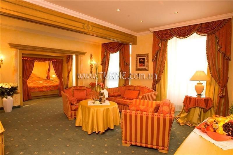 Отель Hotel Closterbraeu Австрия Зеефельд