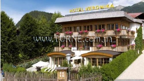 Отель Aktivhotel Veronika Австрия Зеефельд