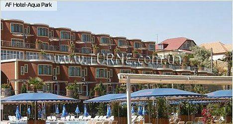 Af Hotel-Aqua Park 4*, Азербайджан, Баку