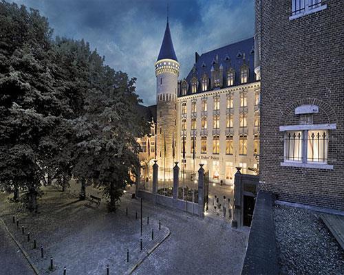 Отель Kempinski Dukes Palace Брюгге