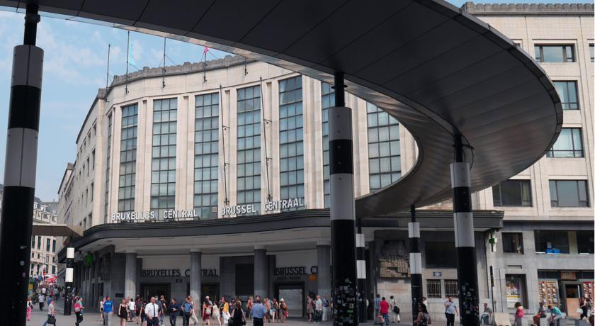 Отель Floris Hotel Arlequin Grand-Place Бельгия Брюссель