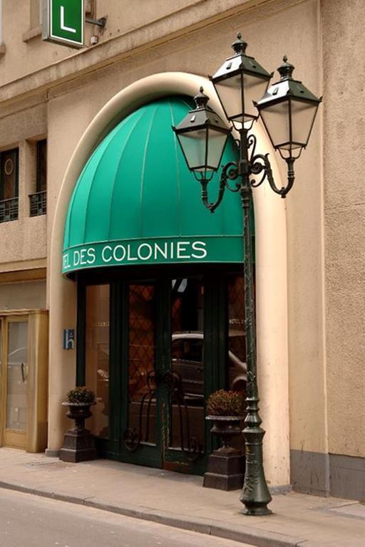 Des Colonies Бельгия Брюссель