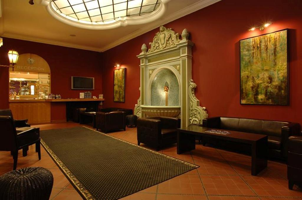 Отель Des Colonies Брюссель