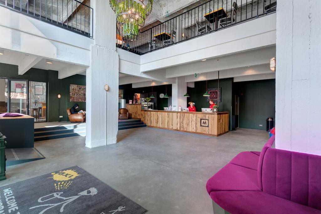 Фото Meininger Hotel Brussels City Center Брюссель