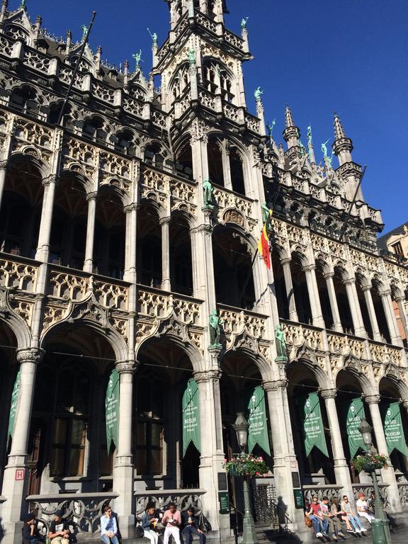 Dansaert Hotel Бельгия Брюссель