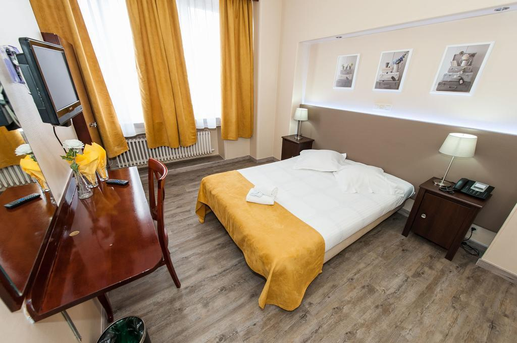 De France Hotel Брюссель