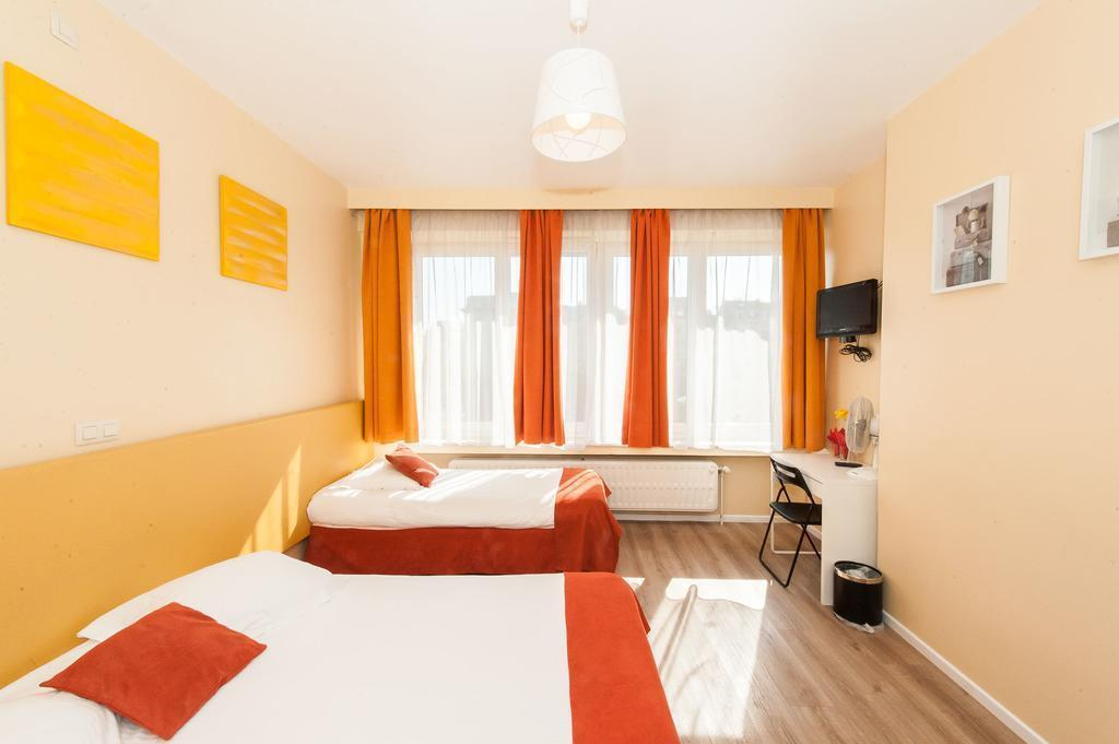 Отель De France Hotel Брюссель