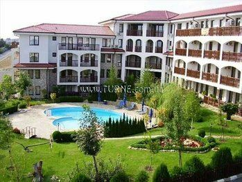 Dinevi Resort Front Line Болгария Албена