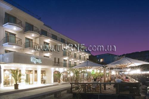 Отель Mistral Hotel Болгария Балчик