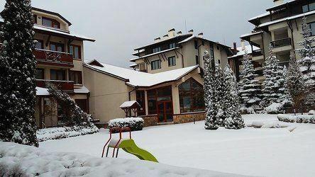 Отель Evelina Palace Болгария Банско