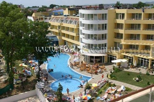 Отель Sun Palace Болгария Бургас