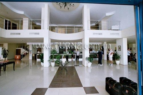 Отель Sun Palace Бургас