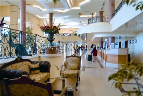 Отель Belleville Дюны