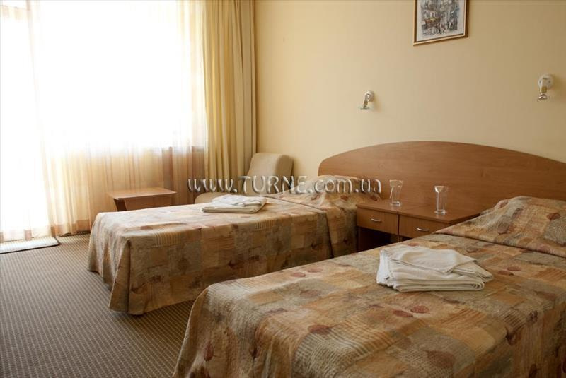 Отель Gergana Hotel Хисар