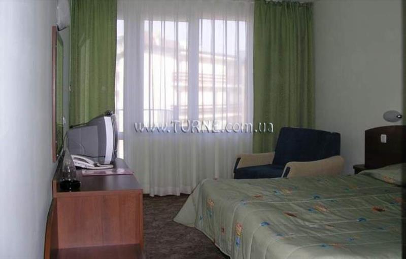 Отель Flamingo Chaika Болгария КК Чайка