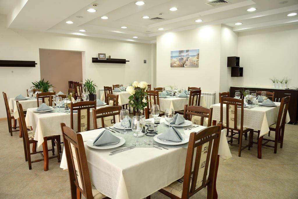 Отель Glicinia Болгария КК Чайка