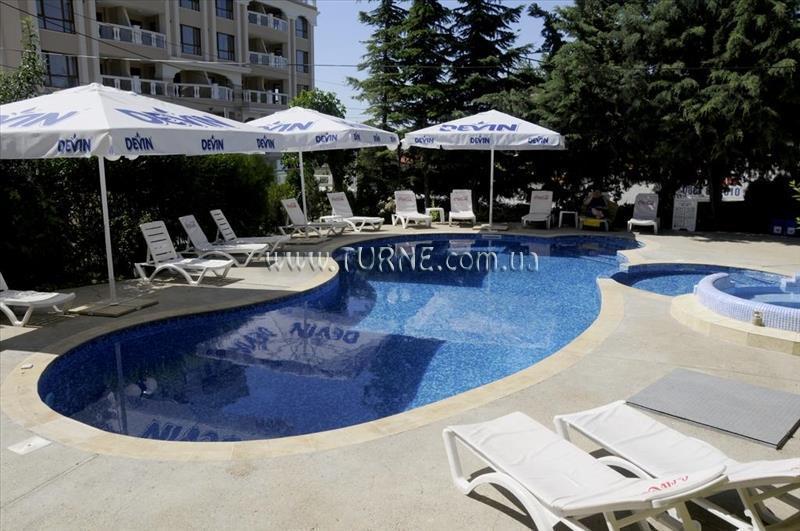 Отель Royal Beach Chaika Болгария КК Чайка