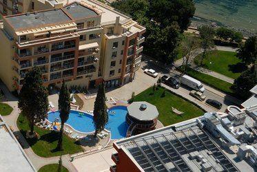 Отель Vigo Несебр