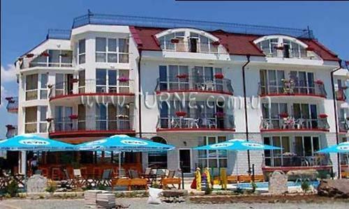 Отель Dolphin Несебр