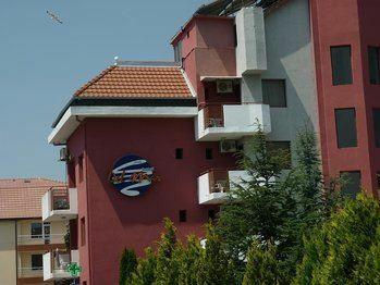 Отель Del Mar Несебр