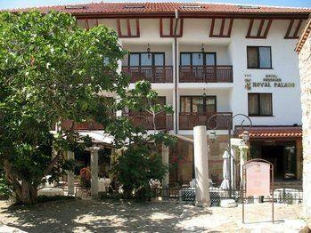 Nessebar Royal Palace Болгария Несебр