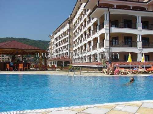 Отель Casablanca Болгария Обзор