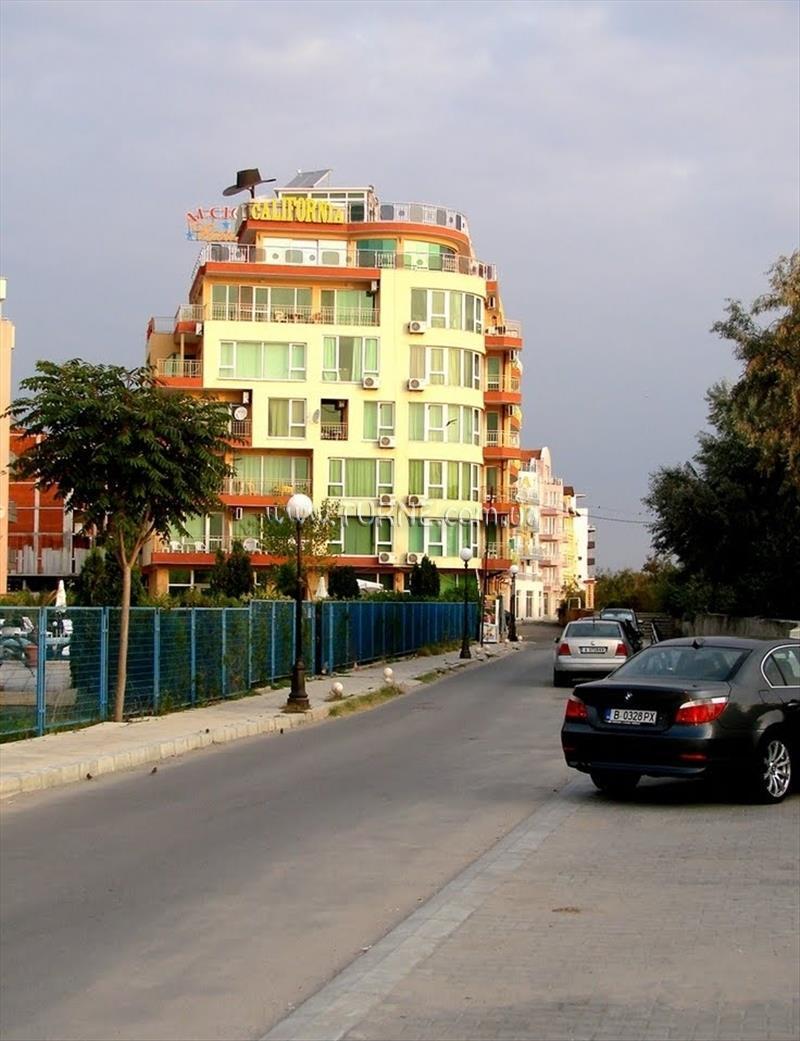 Отель Alciona Beach Болгария Поморие