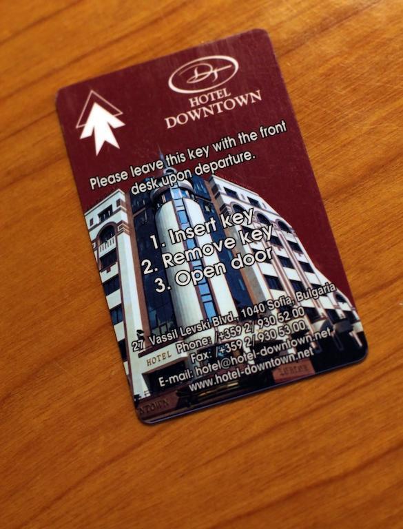 Отель Downtown Hotel София