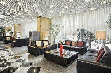Отель Park Hotel Moskva София