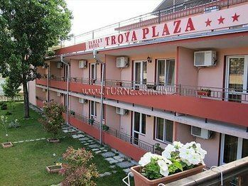 Отель Troya Plaza Болгария Солнечный берег
