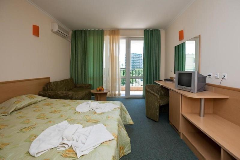 Отель Sunny Day Club Болгария Солнечный берег