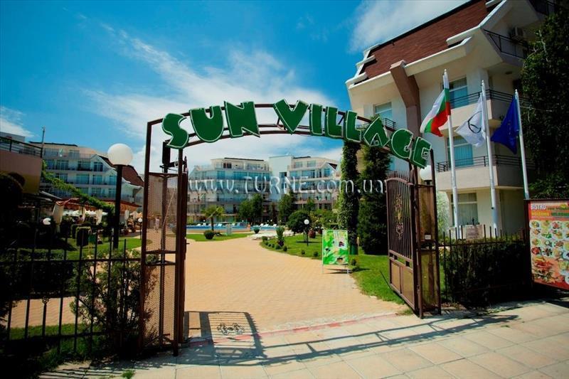 Отель Dinevi Resort Sun Village Болгария Солнечный берег