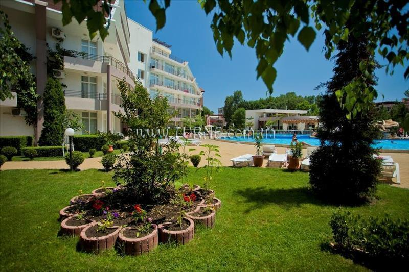 Отель Dinevi Resort Sun Village Солнечный берег