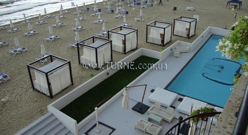 Отель Dune Beach Boutique Болгария Солнечный берег