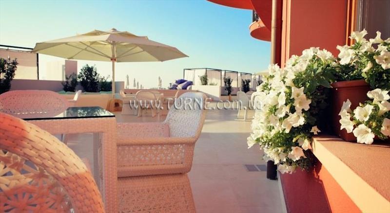 Отель Dune Beach Boutique Солнечный берег