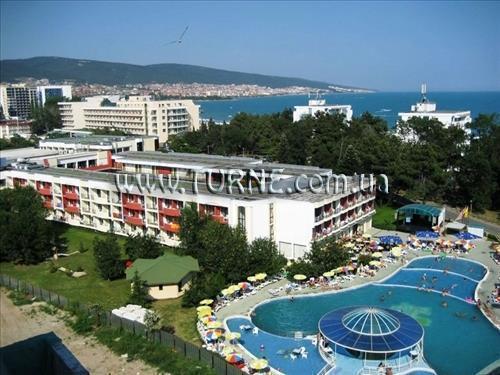 Отель Strandja Болгария Солнечный берег