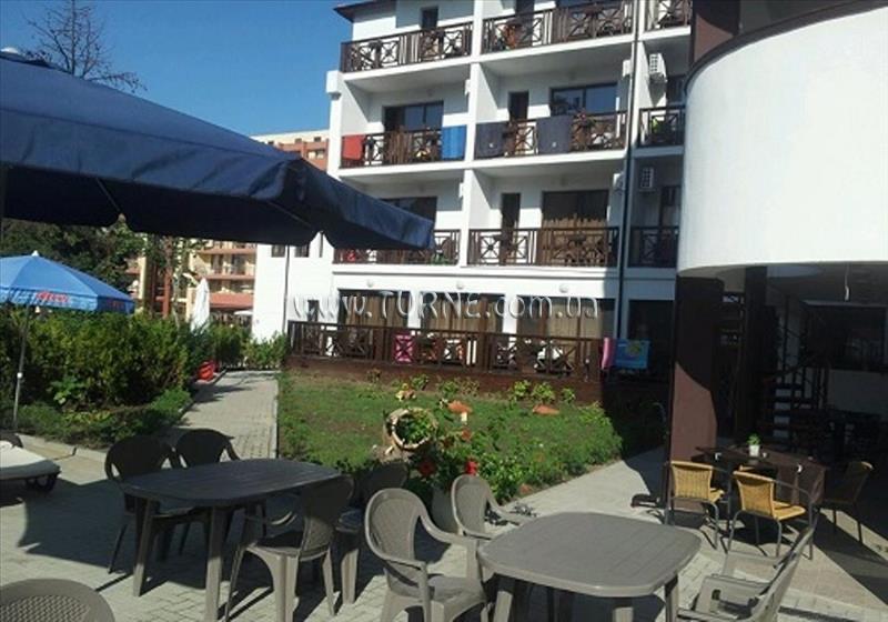 Отель Villa Mare Болгария Солнечный берег
